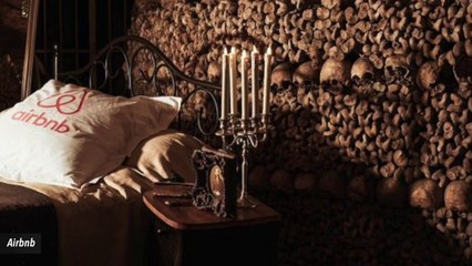 Spend The Night With 6 Million Dead Bodies In Paris Catacombs This Halloween