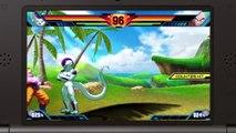 Dragon Ball Z : Extreme Butoden (3DS) - Trailer de lancement