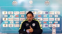 Sochaux - Tours FC (Conférence d'avant match : Marco Simone)