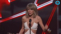 Taylor Swift Says 'Bad Blood' Is Not About Katy Perry