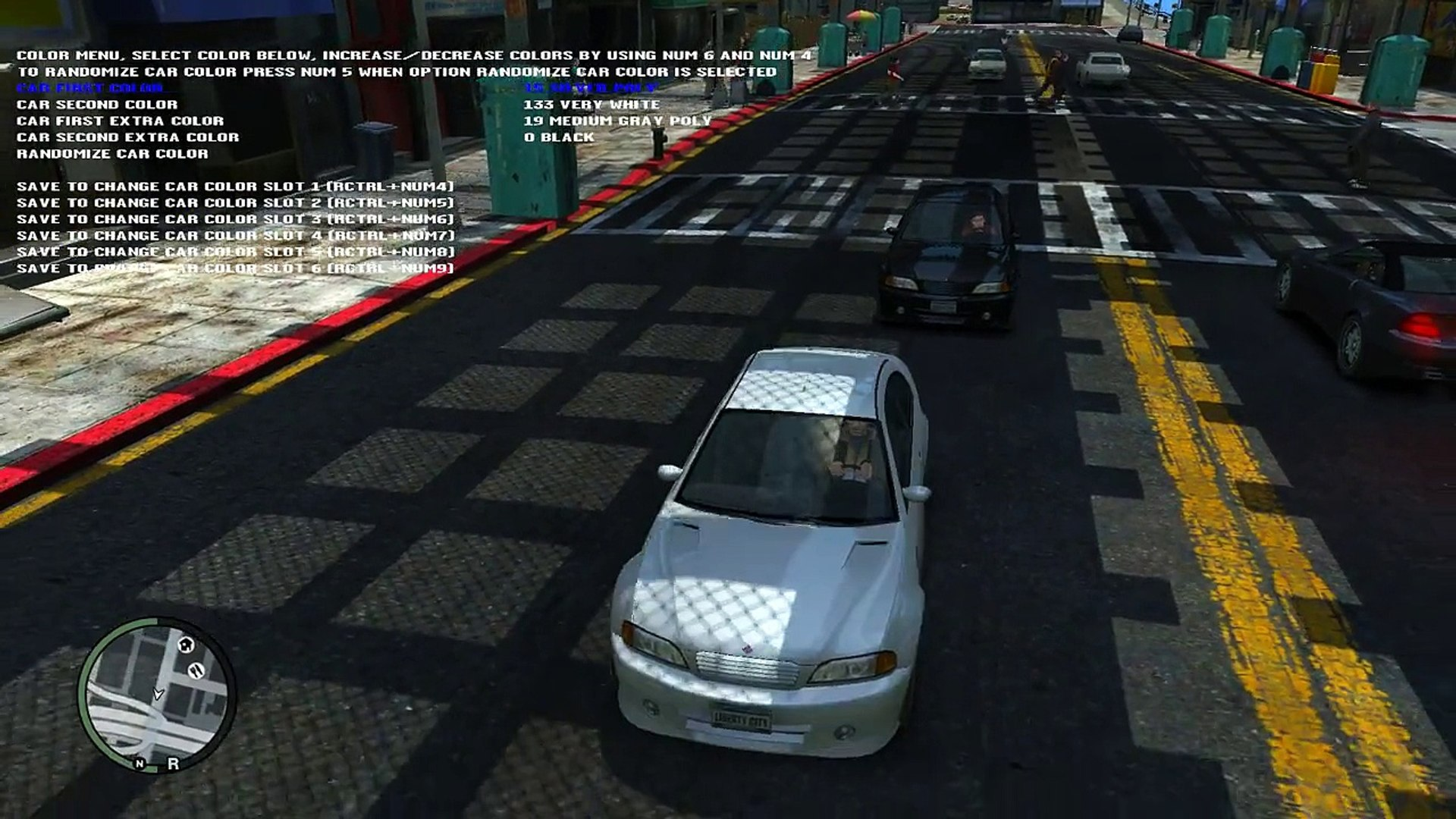 GTA IV Road Textures by fonia5 Super High Quality
