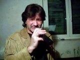 Thierry chante Jimi Hendrix Hey Joe Johnny hallyday version très perso