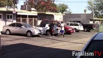 Stealing Peoples Gas Prank In The Hood PRANK GONE WRONG (Pranks Gone Wrong 2014)