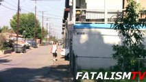 Grenade Killer Scare Prank Gone Wrong Pranks Gone Wrong 2014 (Hood Pranks)