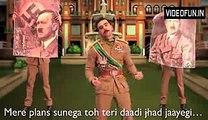 Osama Bin Laden vs Saddam Hussein Funny Rap Battle Whatsapp(videofun.in)