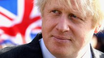 London Mayor Boris Johnson Knocks Japanese Boy to Ground in Rugby Match