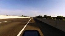 Un cycliste percuté par un camion sur l autoroute... Mais que fait un vé sur une autoroute