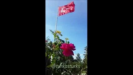 Şanlı al bayrağımız-Ali akkanat kampüsü,Beyşehir