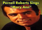 PERNELL ROBERTS sings MARY ANN (With Lyrics)