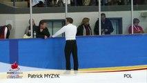Patrick MYZYK - POL Free Program