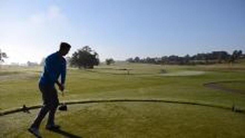 Happy Gilmore Golf Challenge