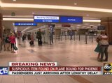 Suspicious package found on Southwest Airlines flight bound for Phoenix