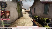 AWP_MAP SUR INFERNO #3 - EPIC WIN & EPIC FAIL - Counter strike CSGO FR - Funny Moments - C