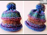 Knitting Pattern Ideas- picture collection of Baby Hats Knitting Pattern