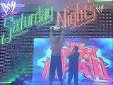 Batista & Kane vs Finlay & The Great Khali WWE Saturday Night's Main Event