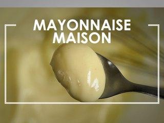 Faire sa mayonnaise maison à la main - Click n' Cook