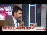 """""""AKP Genel Başkan Yardımcısı: Tayyip Bey ülkeyi bölmeye çalışıyor"""""""