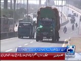 Karachi development work starts as elections are nearing