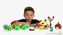 Angry Birds Clay Figures Sculpey (UPDATED) The Ultimate Collection