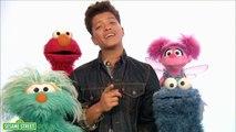 Sesame Street: Bruno Mars: Dont Give Up