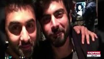 Ranbeer Kappor selfie with Fawad Khan in Bollywood