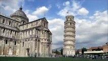 Crollo della torre di pisa, il video montaggio che ha fatto il giro del web