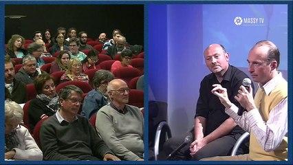 Conférence Massy COP21 - Auditorium de Massy - questions