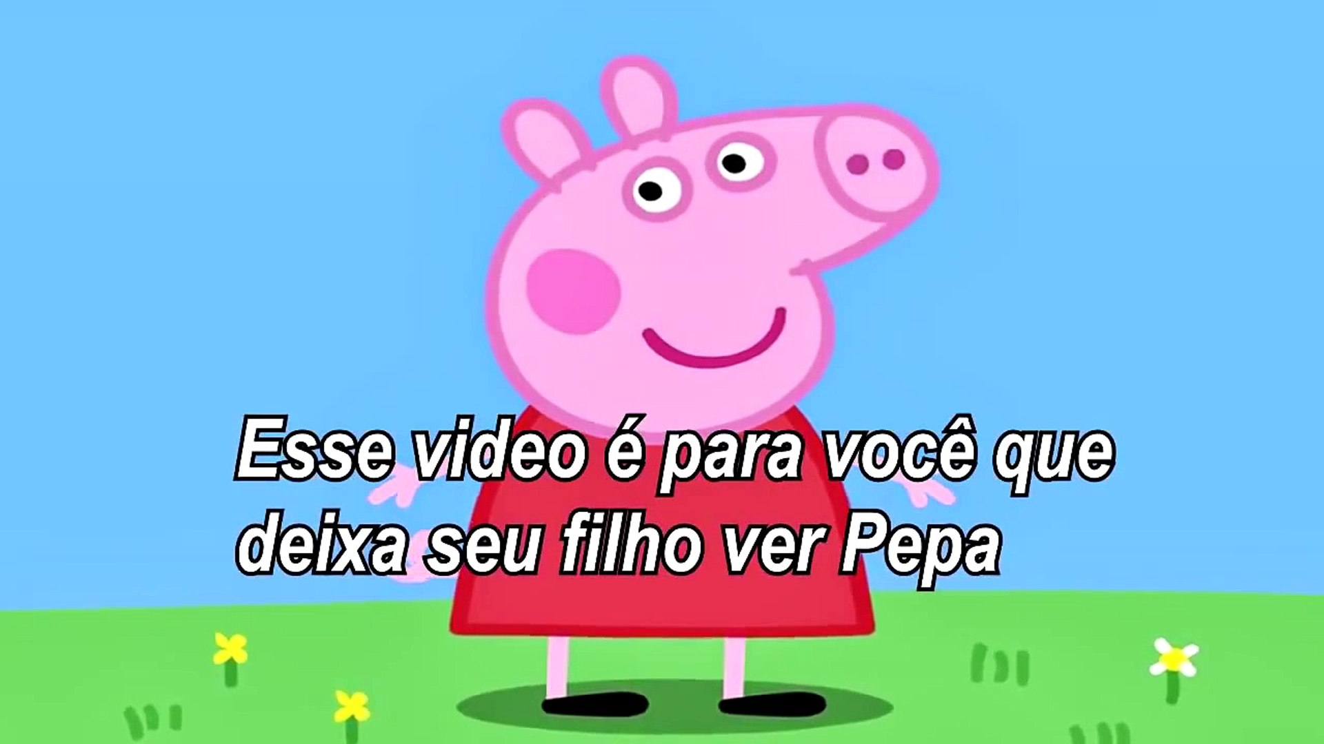 Peppa Pig Mensagens Subliminares Cuidado Ao Deixar Seu Filho A