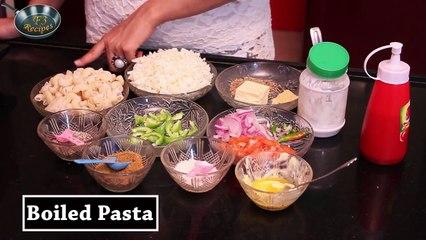 Indian Desi Pasta By Namrata Prasad