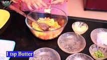 Hot & Spicy Corn Chaat by Jyotshna Singh