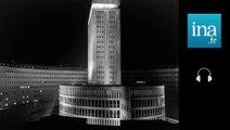 Concert d'inauguration de la Maison de la Radio (Orchestre national - Charles Münch - le 20/12/1963)