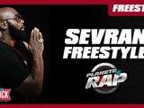 Sevran freestyle dans Planète Rap !