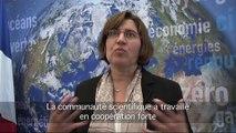 Interview de Valérie Masson-Delmotte, Vice-présidente du GIEC