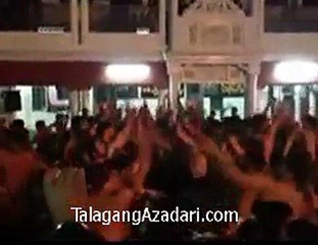 2nd Muharam 1437hj/2015 Talagang Matam (Hussaini ImamKot)