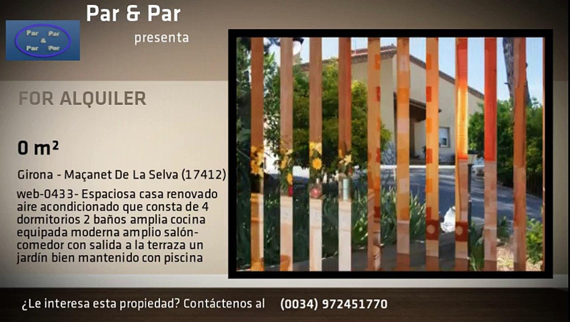 web-0433-Espaciosa casa de 4 habitaciones con piscina privada.