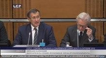 TRAVAUX ASSEMBLEE 14E LEGISLATURE : Auditions de Bernard Guirkinge et de Gaël Virlouvet par la commission du développement durable et de l'aménagement du territoire