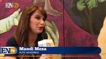 Mandi Meza, La gocha  de Somos Tú y Yo que conquista a Venezuela