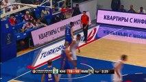 Highlights: BC Khimki Moscow region-Real Madrid