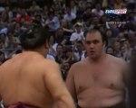 Sumo : Roho vs Chiyotaikai - Nagoya Basho 2006