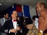 WWF Wrestlemania - Hulk Hogan & Mr. T Post-Match Interview