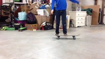 Mastering pop shove its and some funny stuff skate day #19