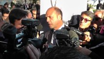 """Capri, siparietto tra la """"iena"""" Lucci e il ministro Alfano"""