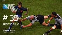 All Blacks legends' historic look at NZ vs France - RWC Daily