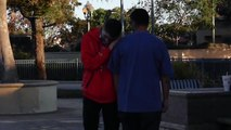 Sleeping on People Prank in the Hood (PRANKS GONE WRONG) Social Experiment Funny Videos 20