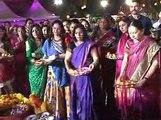 Gandhinagar IAS Officer's Wives Association holds Garba attended by Gujarat CM
