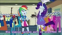 "MLP : "" EQ Friendship Games pelicula"" part 5 sub español"