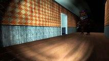 (Fnaf Animation) sfm fnaf 4 Plushtrap vs Nightmare Freddy Bonnie Chica Foxy Fredbear FNAF