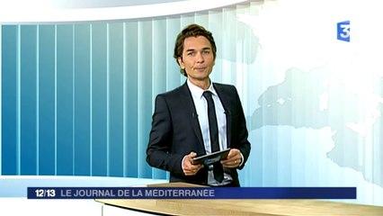 France 3 - Journal de la Méditerranée - Samedi 17 octobre 2015