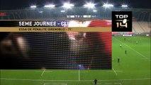 TOP 14 - Grenoble – Montpellier : 19-30 - ESSAI … (FCG) - Saison 2015/2016