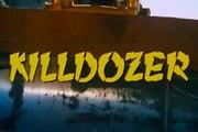 Killdozer (1974) Clint Walker, Robert Urich, Carl Betz.  Horror